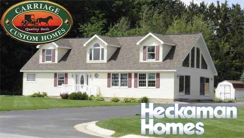 Carriage Custom Homes | Heckaman Homes