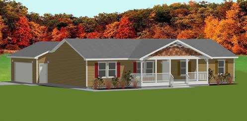 Carriage Custom Homes - Custom Ranch Homes
